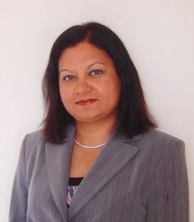 Dr Sultana Syeda